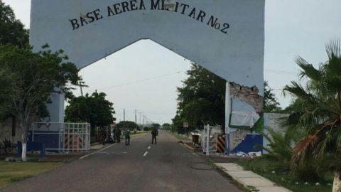 Base Aérea en Ixtepec continuará apoyando a la población