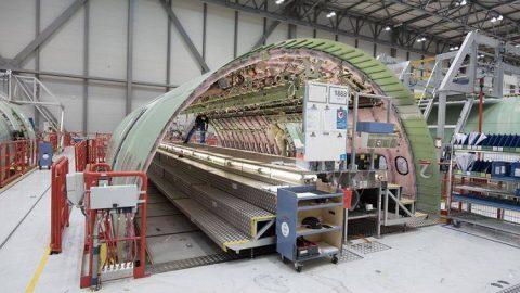 Inicia la producción del A330-800