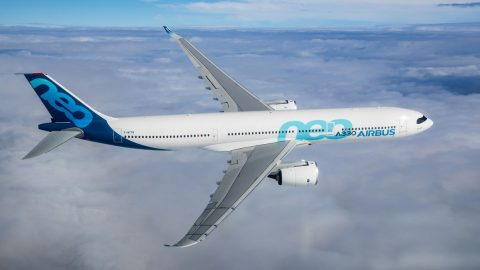 Primer vuelo de prueba del A330neo