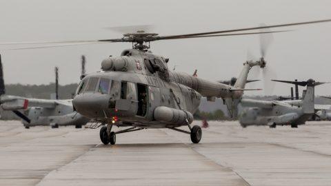 La Armada de México en el ejercicio Bold Alligator 2017