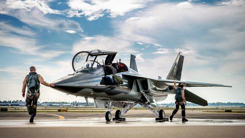 Boeing T-X:  el mantenimiento importa