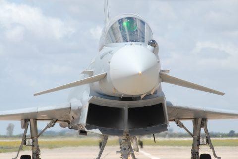 Airbus plantea estrategia para el Eurofighter en Latinoamérica