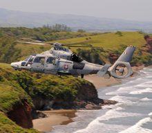 Finalizan las entregas de los AS565 MBe Panther a la Armada de México