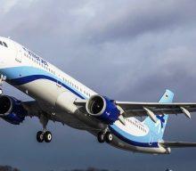 Interjet recibe el primer A321neo en México