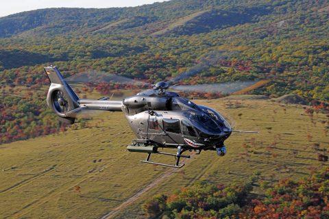Resultados comerciales en 2017 de Airbus Helicopters