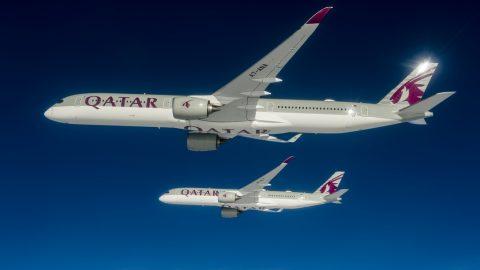 Qatar Airways cliente de lanzamiento del A350-1000