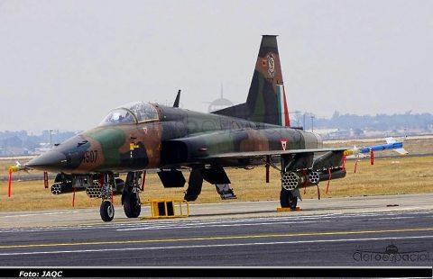 La Fuerza Aérea Mexicana en el 2018