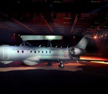 Saab presenta el primer avión GlobalEye AEW&C