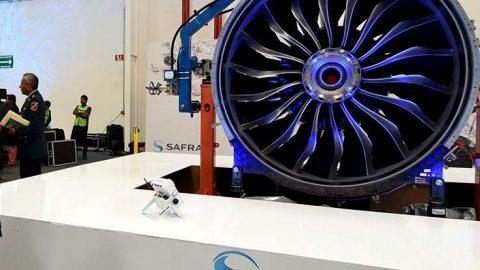 México es el tercer destino mundial de inversión extranjera directa en tecnología aeroespacial