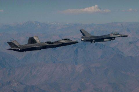 El F-35 y el F-22 llegan a FIDAE 2018, en Chile