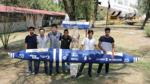 Estudiantes del IPN obtuvieron el segundo lugar en SAE Aerodesign México 2018