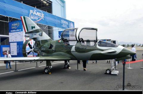El PT-400 volará en 2019