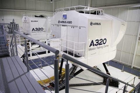 Reconocen a Airbus Mexico Training Centre por una trayectoria de excelencia y profesionalismo