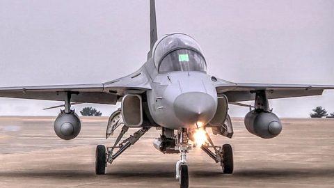 La Real Fuerza Aérea de Thailandia incorpora cuatro aviones T-50TH