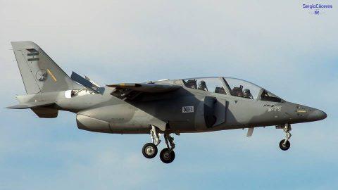El IA-63 Pampa, un desarrollo argentino para un avión de entrenamiento y ataque ligero