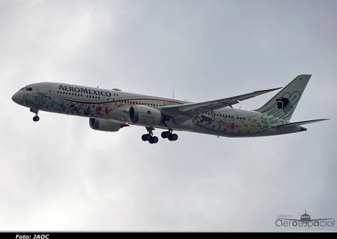 Edad de la flota aerocomercial mexicana