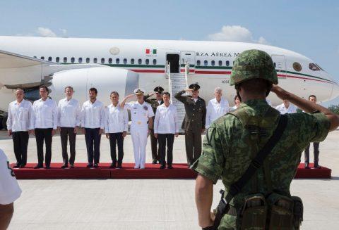 La Aviación Presidencial Mexicana