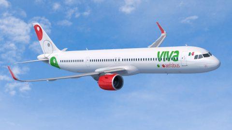 Viva Aerobus  sustituye 16 A320neo por el A321neo