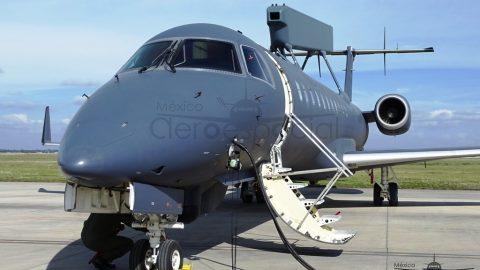 Los EMB-145, las plataformas electrónicas de vuelo mexicanas