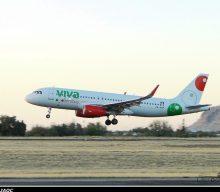 Viva Aerobus sigue  sumando aeronaves Airbus A320neo