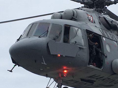 Operaciones aéreas de la Armada de México en RIMPAC 2018