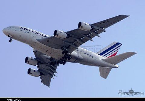 Airbus logra un nuevo récord de entregas de aviones comerciales en 2018