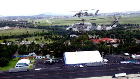 Construir un aeropuerto en Santa Lucia no es opción