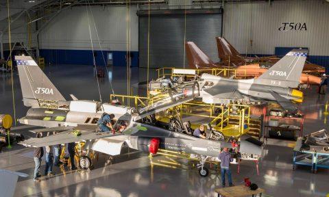 La competencia T-X finalizará en septiembre con la selección del nuevo avión de entrenamiento de la USAF