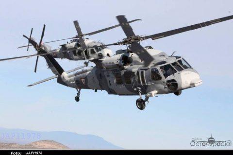 México con la flota de helicópteros más moderna y una de las más grandes de Latinoamérica