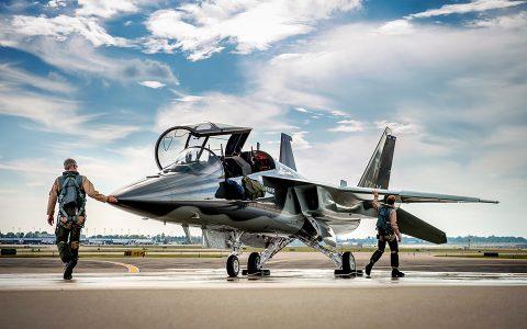 El nuevo Boeing TX