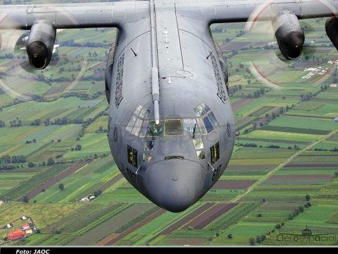 Parada aérea militar 2018, la más grande hasta ahora