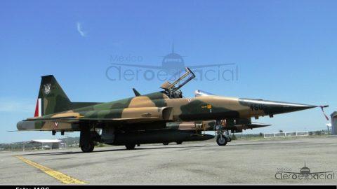 Defensa aérea mexicana; misión imposible?