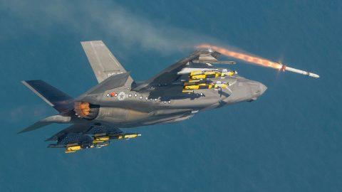 Bélgica seleccionó al  F-35 como su caza de nueva generación