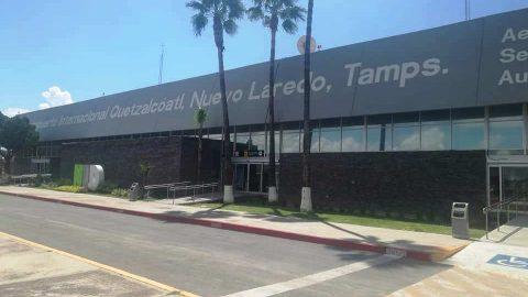 El Aeropuerto Internacional Quetzalcóatl de Nuevo Laredo; recibe por tercera ocasión la Constancia de Conformidad de aeródromo