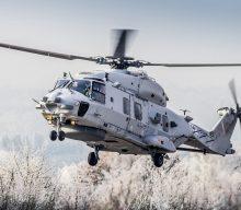 La Armada de México adquirirá dos helicópteros NH90 NFH