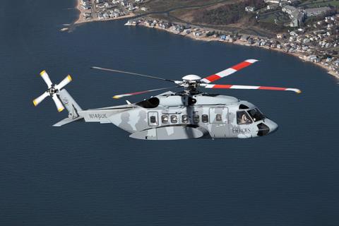 El helicóptero Sikorsky S-92A comenzará sus operaciones en México.