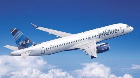 JetBlue confirma su pedido de 60 aviones Airbus A220-300