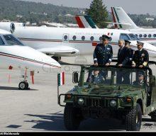 Fuerza Aérea Mexicana 2019; una celebración diferente