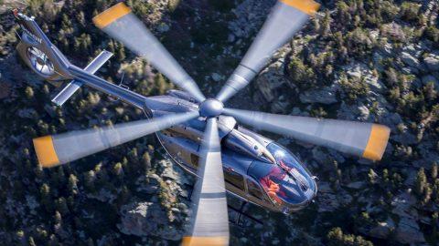 Se presenta el nuevo H145 en Heli-Expo 2019