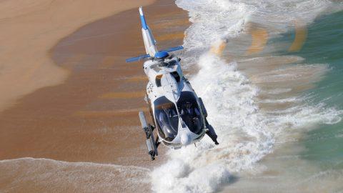 Transportes Aéreos Pegaso cliente de lanzamiento del H145 en México.