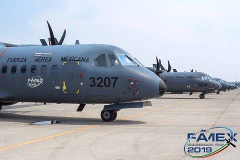 FAMEX 2019;  la puerta de México a la industria aeroespacial y de defensa